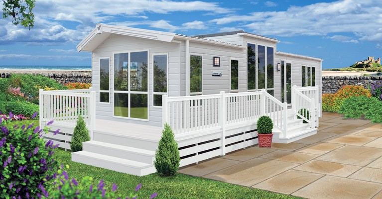 Choose from hundreds of caravans and lodges for sale