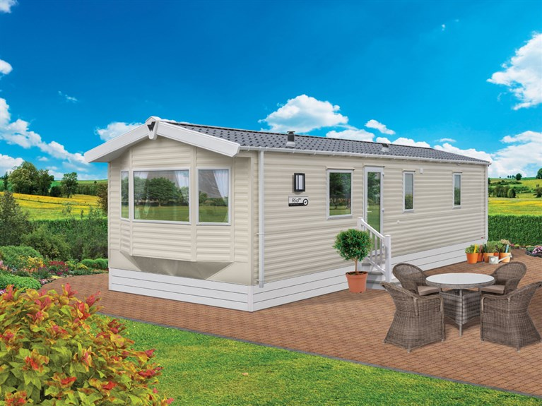 New Willerby Rio Gold 12 2018 2 bedrooms 37 x 12 feet (sleeps 4/6) £29,995.00 (was £32,123.24)