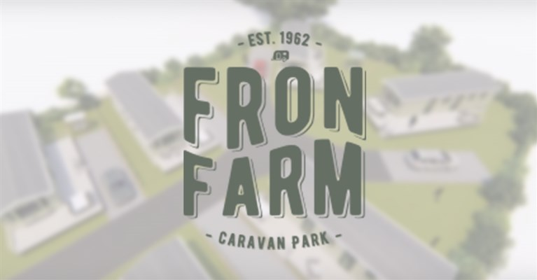 New Development at Fron Farm Caravan Park