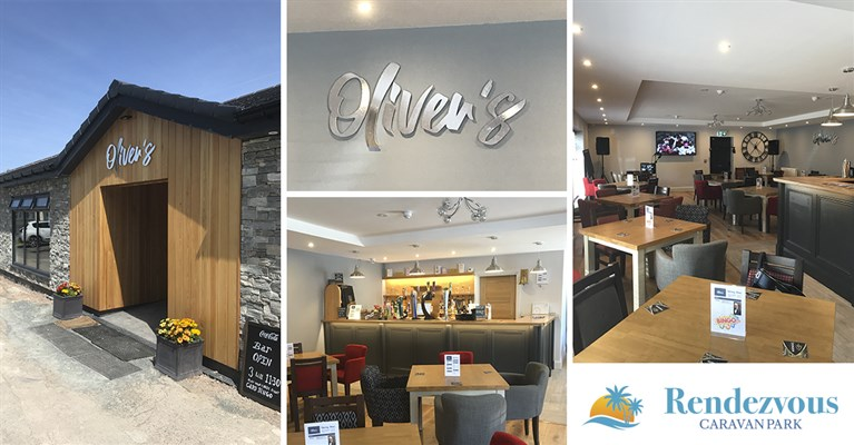 Rendezvous are pleased to announce the opening of thier new club house. Olivers!