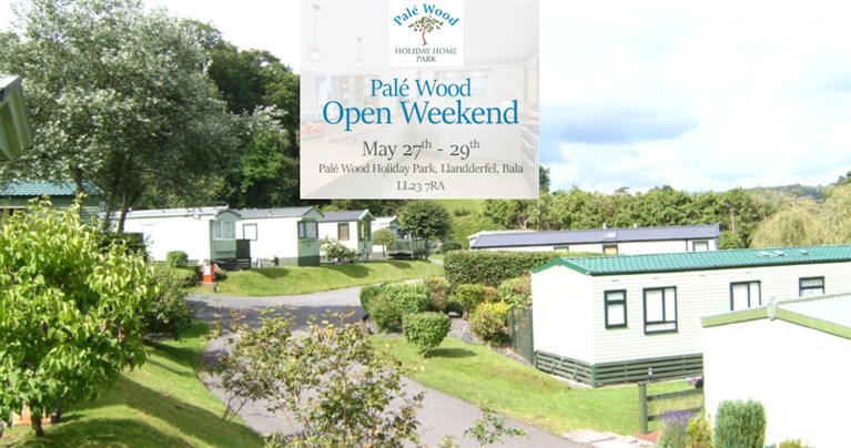 Discover Pale Wood Holiday Park and pop along to their open weekend