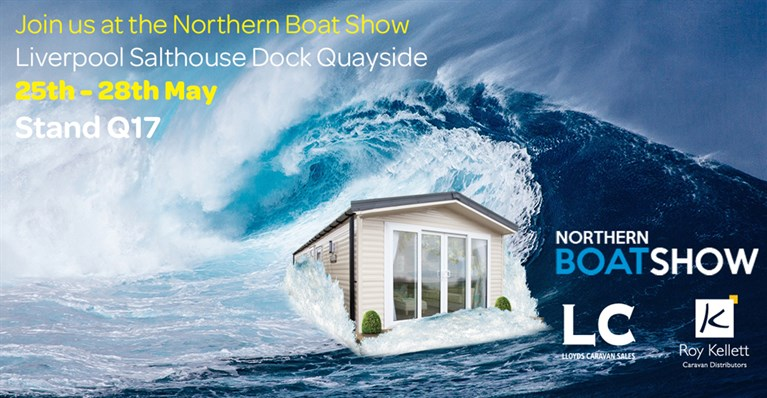 Join us at the Northern Boat Show!