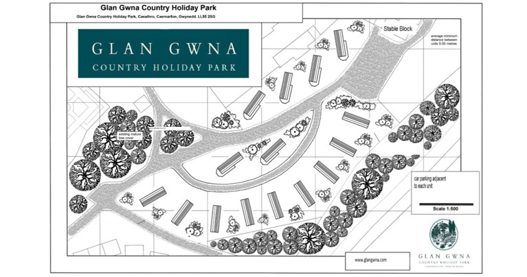 Glan Gwna Country Holiday Park Have a New Development For Summer 2018!