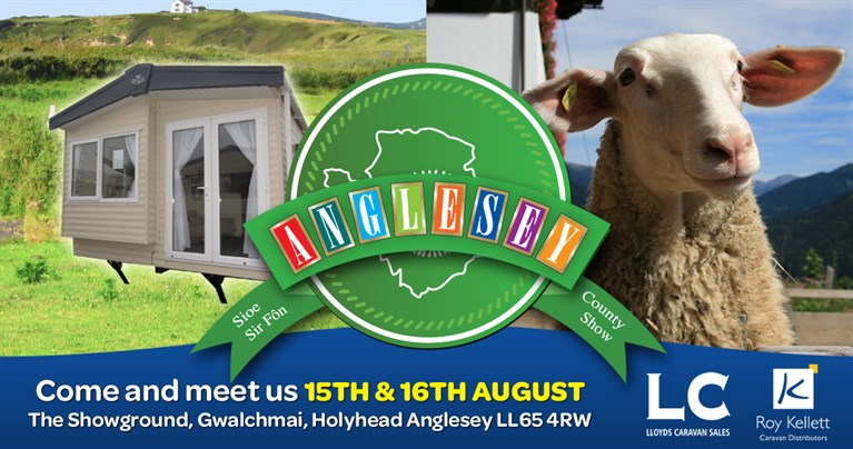 Anglesey County Show - Tuesday 15th and Wednesday 16th August 2017