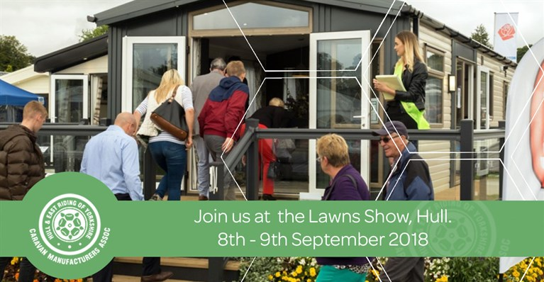 Join us at Lawns, The Caravan Extravaganza!