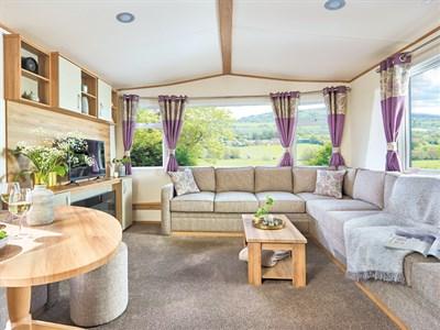 2018 Abi Oakley Static Caravan Holiday Home