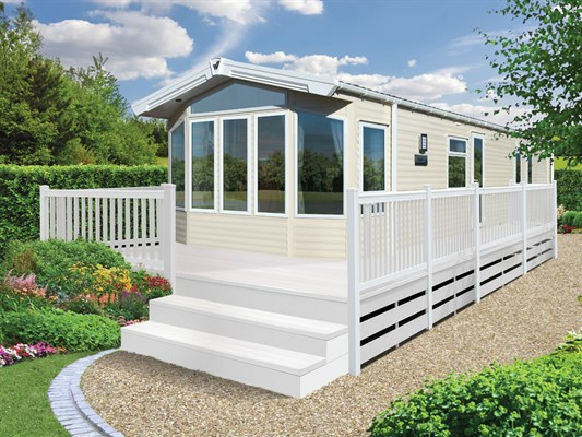New 2018 Willerby Aspen Static Caravan Holiday Home For Sale