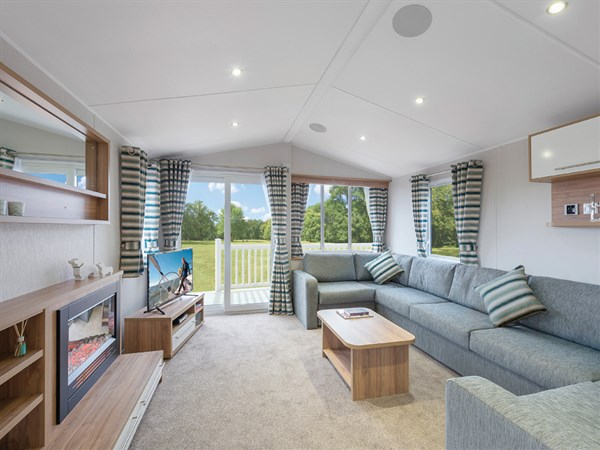 2018 Willerby Granada Static Caravan Holiday Home For Sale