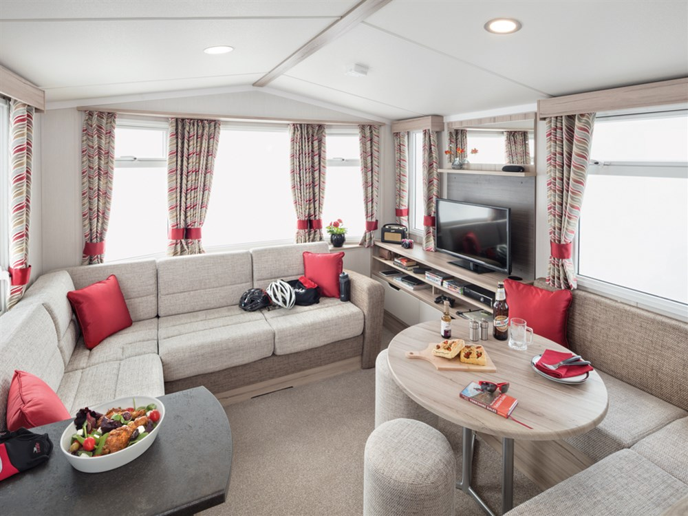 2018 Swift Loire Static Caravan Holiday Home For Sale 100