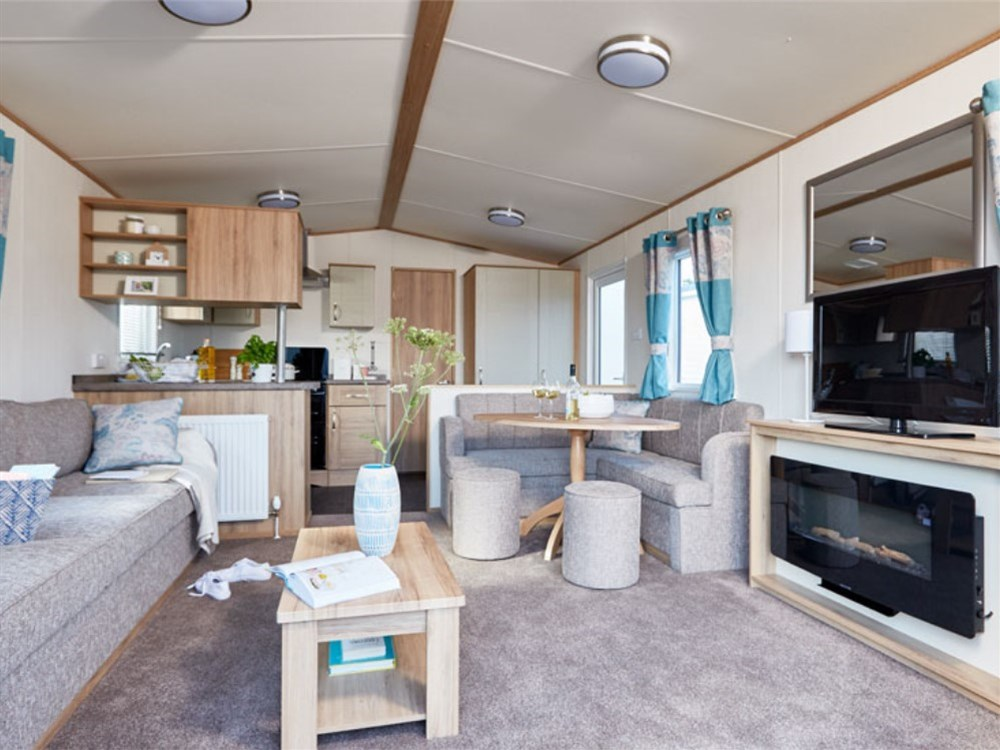 New 2017 Abi Oakley Static Caravan Holiday Home