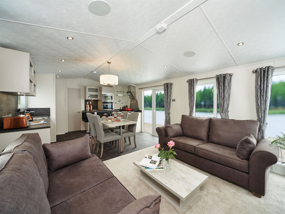 2018 Carnaby Envoy Static Caravan Holiday Home For Sale