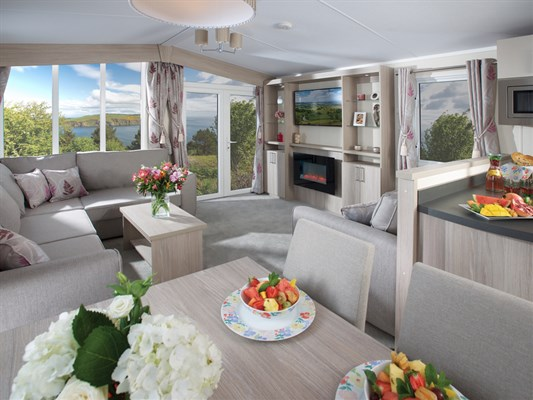 2018 Regal Kensington Static Caravan Holiday Home New