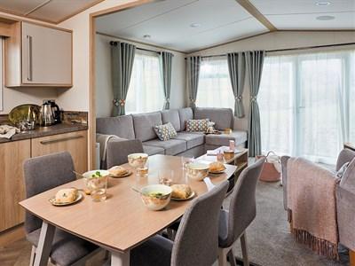 2019 Abi Malham Static Caravan Holiday Home Huge Choice