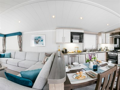 2019 Swift Moselle Static Caravan Holiday Home