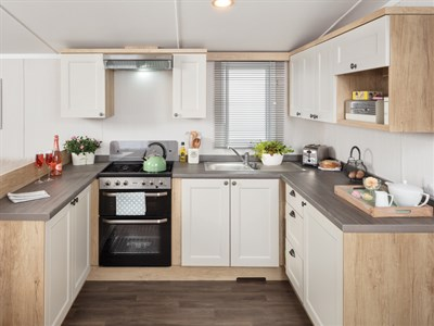 2019 Swift Burgundy Static Caravan Holiday Home