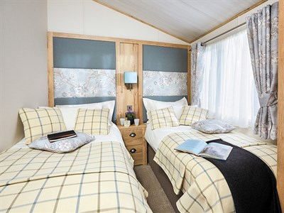 2019 Abi Harrogate Lodge Static Caravan Holiday Home