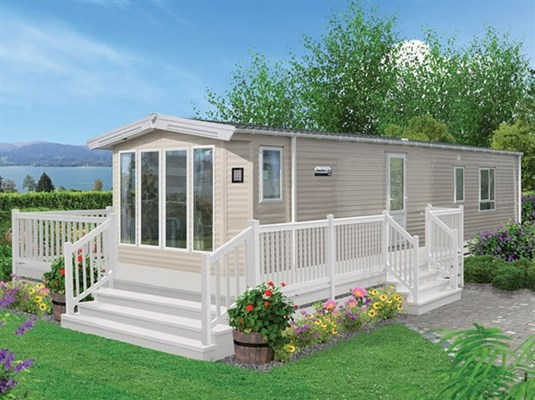 2017 Willerby Sheraton Static Caravan Holiday Home