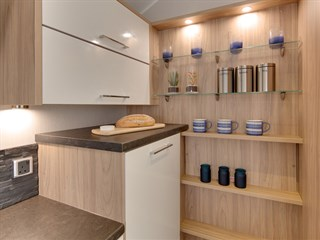 2018 Willerby Linear Kitchen