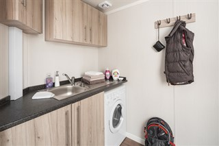 2018 Swift Whistler Lodge Utility Room