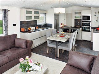 2019 Carnaby Envoy Static Caravan Holiday Home overview