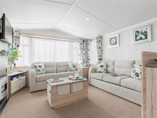 2019 Swift Snowdonia Static Caravan Holiday Home lounge