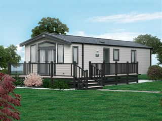 2021 Swift Biarritz Static Caravan Holiday Home exterior