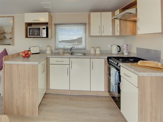 2017 Willerby Rio Gold 12 Kitchen