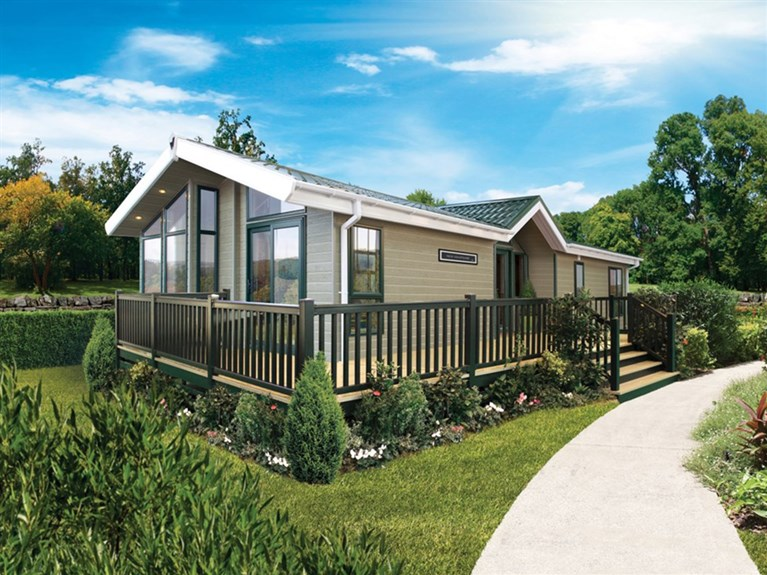 New 2018 Willerby New Hampshire 42 x 16 feet 2 Bedrooms (Sleeps 4)
