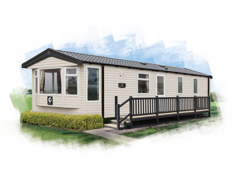 New 2018 Swift Loire 28 x 10 feet 2 Bedrooms (Sleeps 4/6)