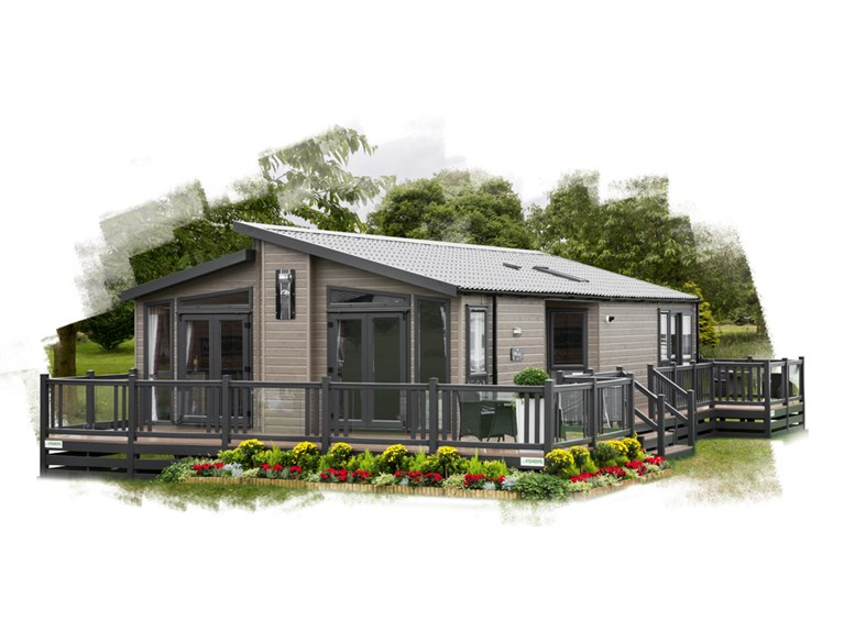 New 2018 Swift Whistler Lodge 42 x 20 feet 2 Bedrooms (Sleeps 4/6)
