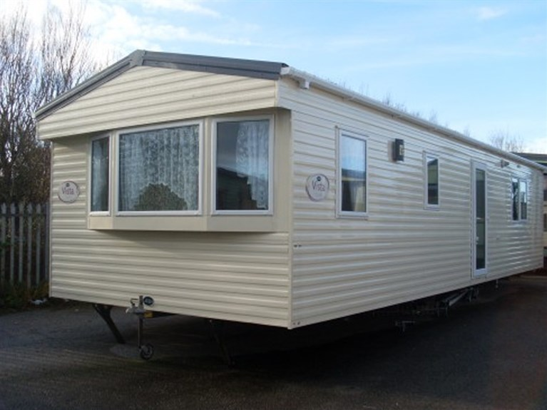 Used 2011 ABI Vista Platinum 36 x 12 feet 2 Bedrooms (Sleeps 4/6)