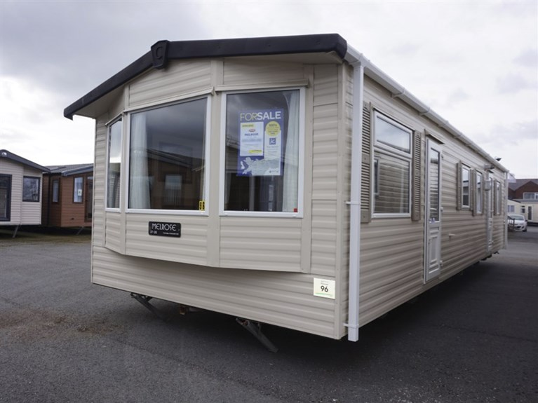 Used 2012 Carnaby Melrose 37 x 12 feet 3 Bedrooms (Sleeps 6/8)