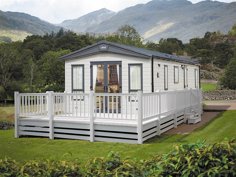 New 2019 ABI Ambleside 40 x 13 feet 2 Bedrooms (Sleeps 4/6)