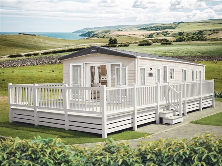 New 2019 ABI Beaumont 42 x 14 feet 2 Bedrooms (Sleeps 4/6)