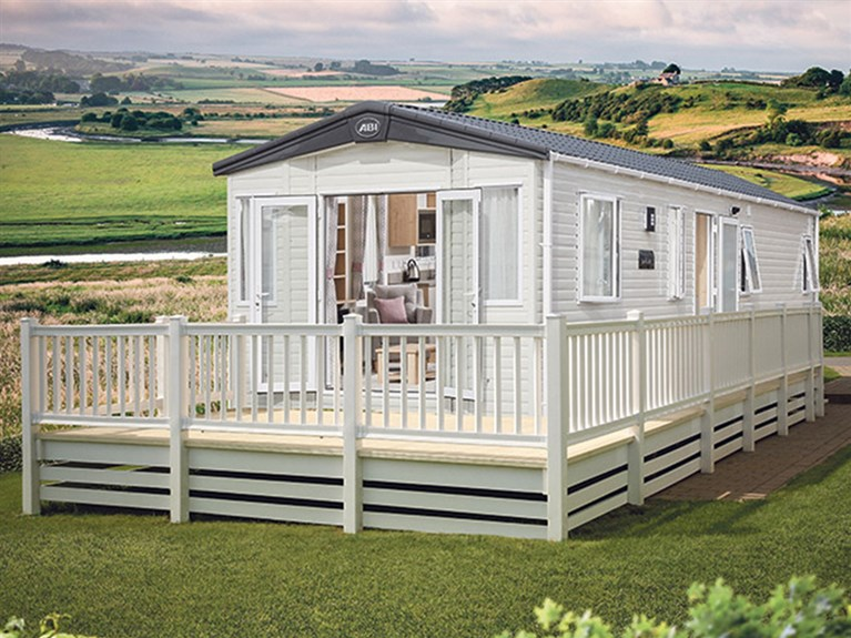 New 2019 ABI Blenheim 37 x 12 feet 2 Bedrooms (Sleeps 4/6)