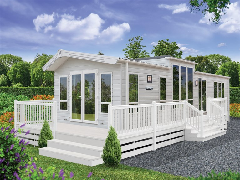 New 2019 Willerby Linear 40 x 13 feet 2 Bedrooms (Sleeps 4/6)