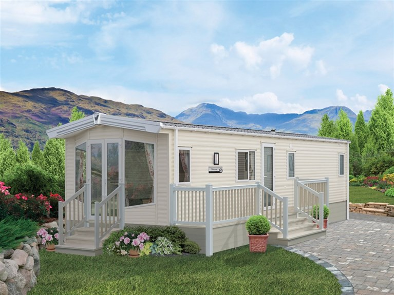 New 2019 Willerby Sierra 38 x 12 feet 2 Bedrooms (Sleeps 4/6)