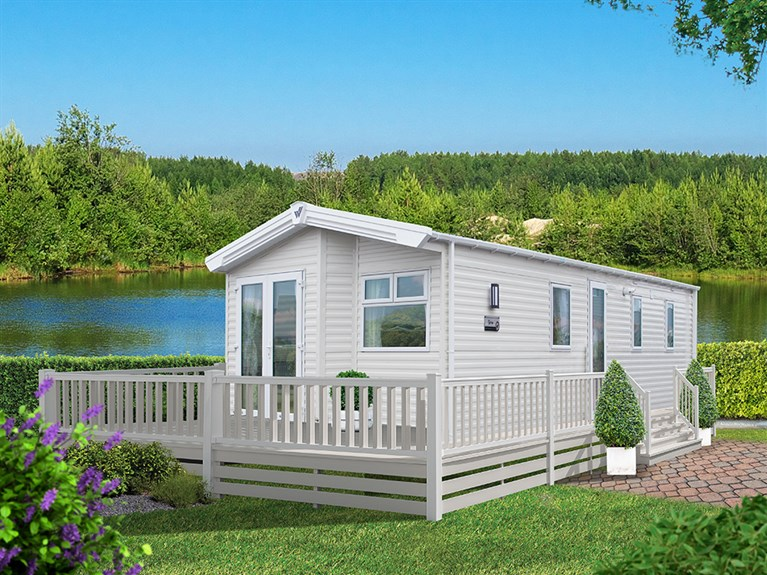 New 2019 Willerby Skye 38 x 12 feet 2 Bedrooms (Sleeps 4/6)