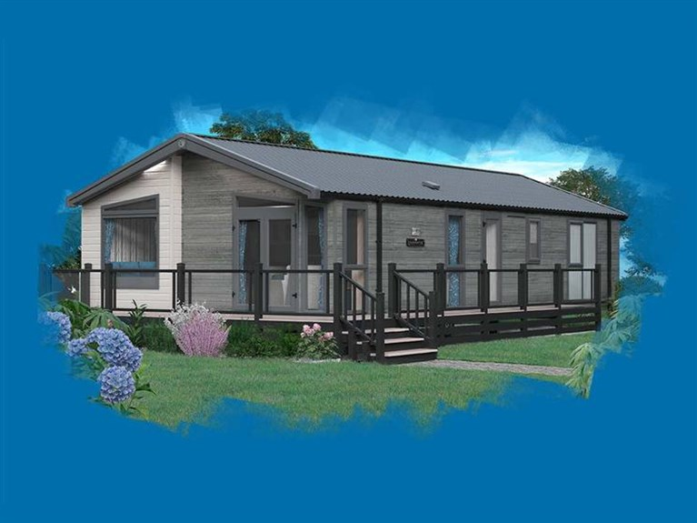 New 2019 Swift Toronto Lodge 42 x 20 feet 3 Bedrooms (Sleeps 6/8)