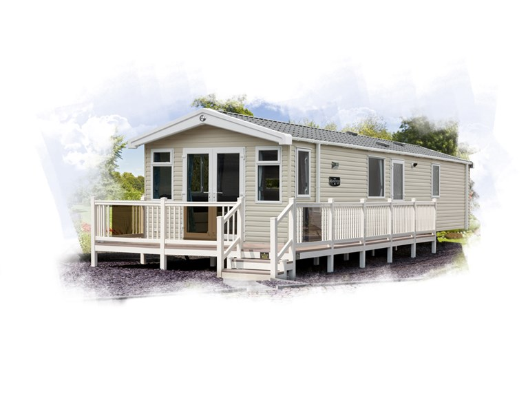 New 2019 Swift Atlantique 35 x 12 feet 3 Bedrooms (Sleeps 6/8)