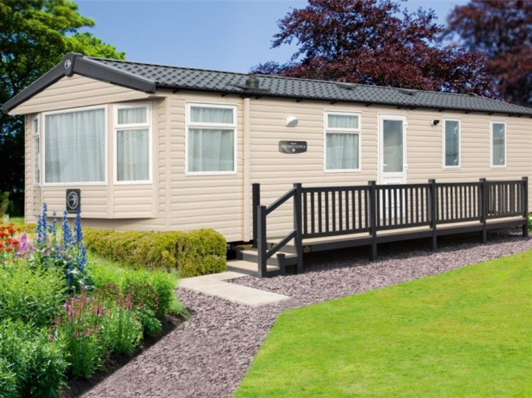 2019 Swift Snowdonia Static Caravan Holiday Home exterior
