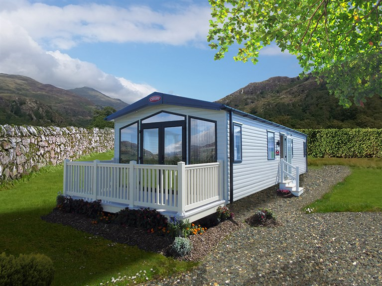New 2020 Carnaby Glenmoor Lodge 40 x 13 feet 3 Bedrooms (Sleeps 6/8)