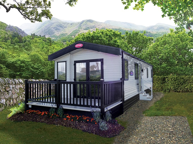 New 2020 Carnaby Silverdale 36 x 12 feet 2 Bedrooms (Sleeps 4/6)