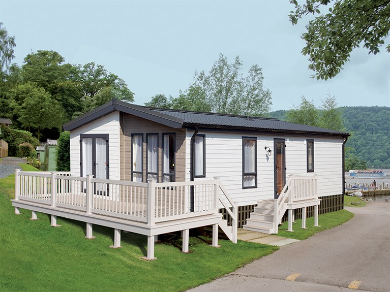 New 2020 Atlas Debonair Lodge 40 x 20 feet 2 Bedrooms (Sleeps 4/6)
