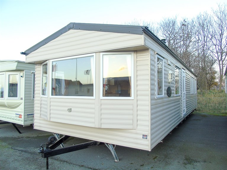 Used 2006 Willerby Richmond 35 x 12 feet 3 Bedrooms (Sleeps 6/8)