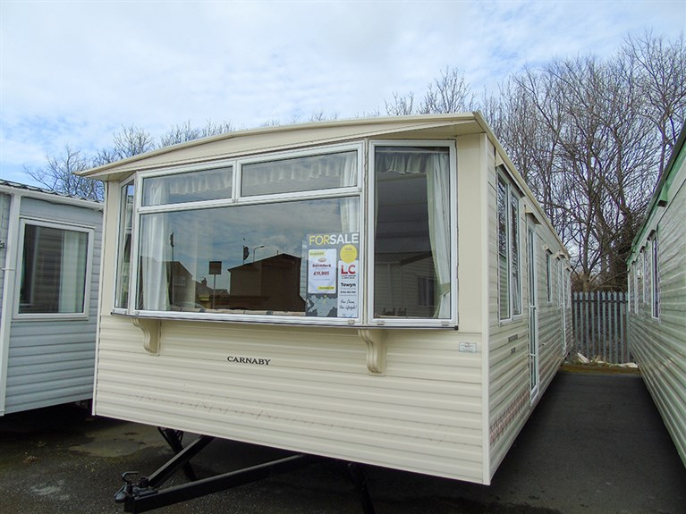 Used 2004 Carnaby Belvedere 35 x 12 feet 2 Bedrooms (Sleeps 4/6)