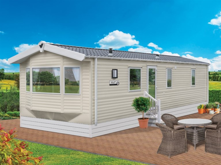 New 2017 Willerby Rio Gold 12 37 x 12 feet 2 Bedrooms (Sleeps 4/6)