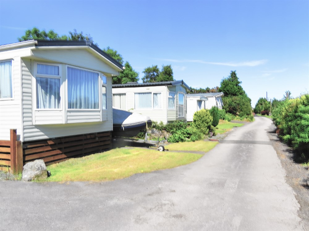 Bwlch Caravan Park Anglesey