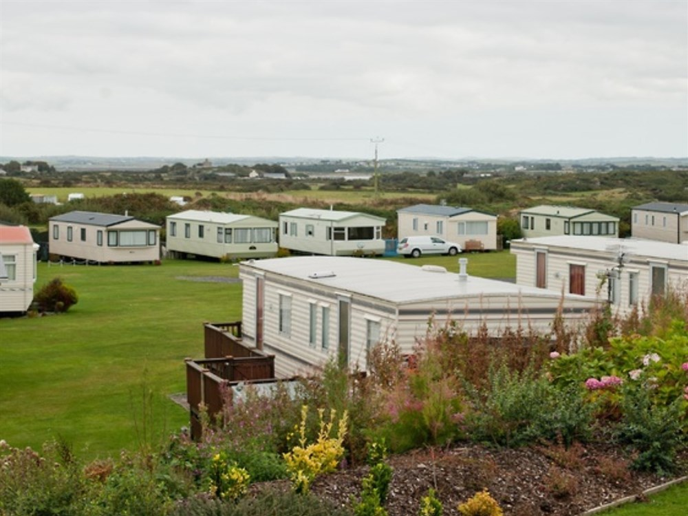 Gwynfair Caravan Park Treaddur Bay Anglesey