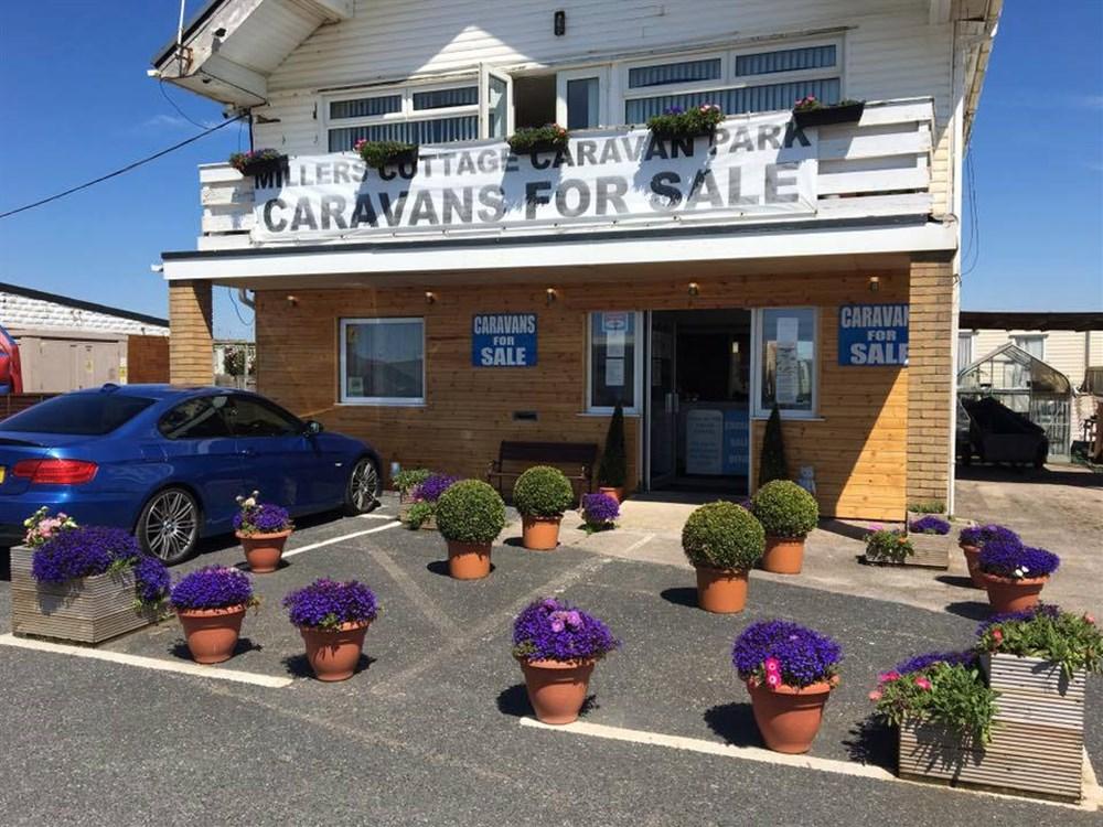 Millers Cottage Caravan Park, Towyn
